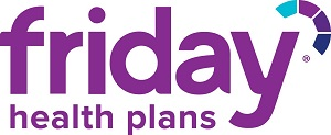 Friday Health Plans Logo New